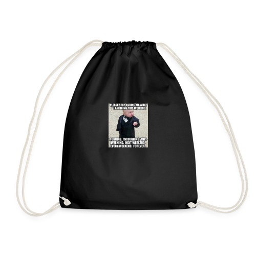 Im like - Drawstring Bag