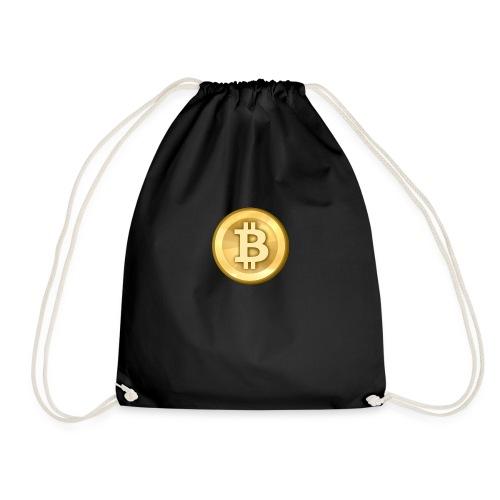 Bitcoin Gold - Sacca sportiva