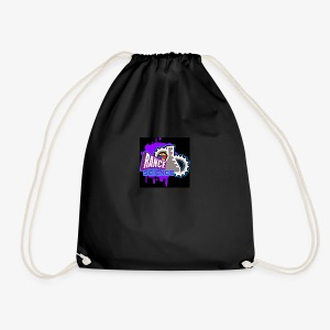 Rancescience black - Drawstring Bag