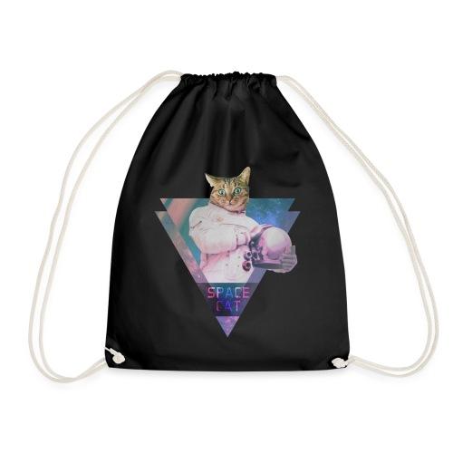SPACE CAT - Katze aus dem All - Turnbeutel