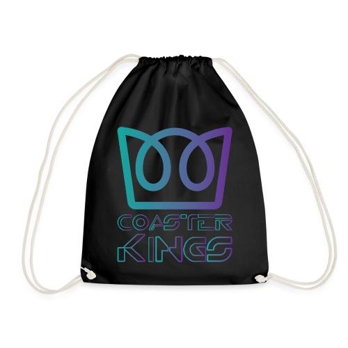 Coaster Kings on the Grid - Drawstring Bag