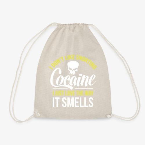 I don't like snorting Cocaine - Sportstaske