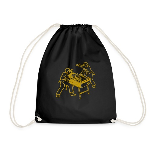 Table-fussball - 900PX - Drawstring Bag