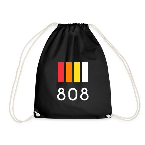 808 drum machine - Drawstring Bag