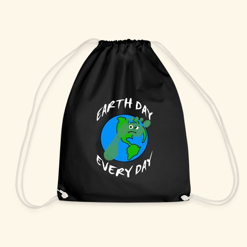 Earth Day Every Day - Turnbeutel