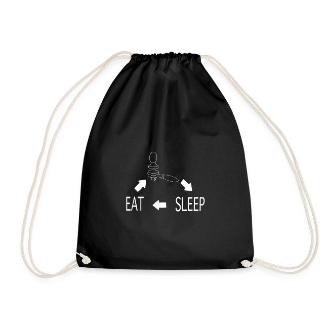 Eat Barista Sleep Repeat – Essen Kaffee Schlafen