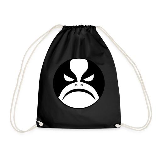 Black Metal Icon - Drawstring Bag