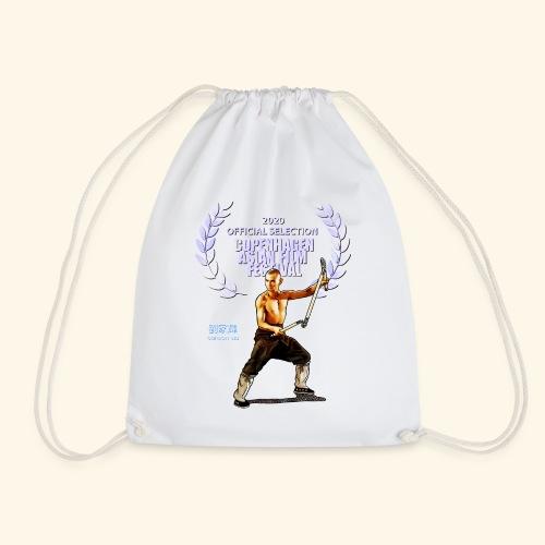 CAFF - Official Item - Shaolin Warrior 2 - Gymtas
