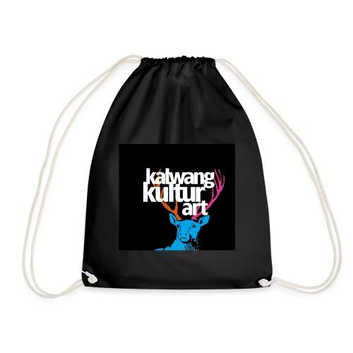 Logo Kalwang Kultur - Turnbeutel