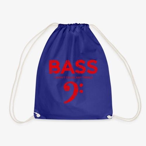 BASS I wont cause any treble (Vintage/Rot) Bassist - Turnbeutel