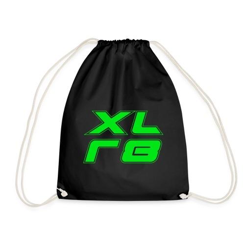 XLR8 Motor und Sport green - Turnbeutel