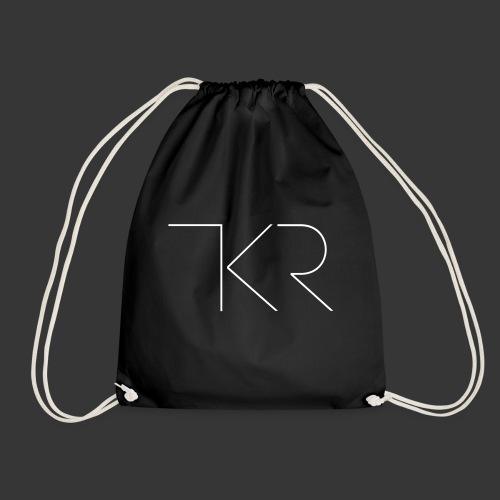 TKR Logo Black - Drawstring Bag