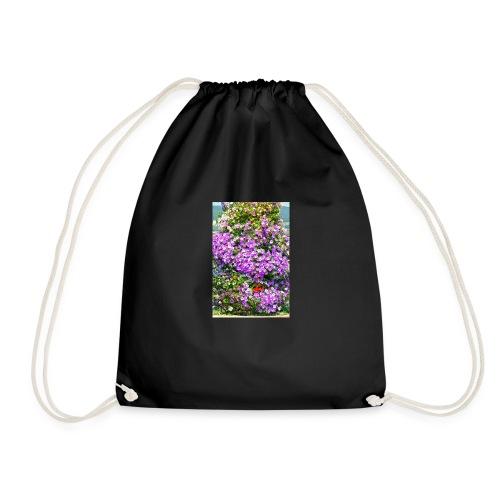 Blumen - Turnbeutel