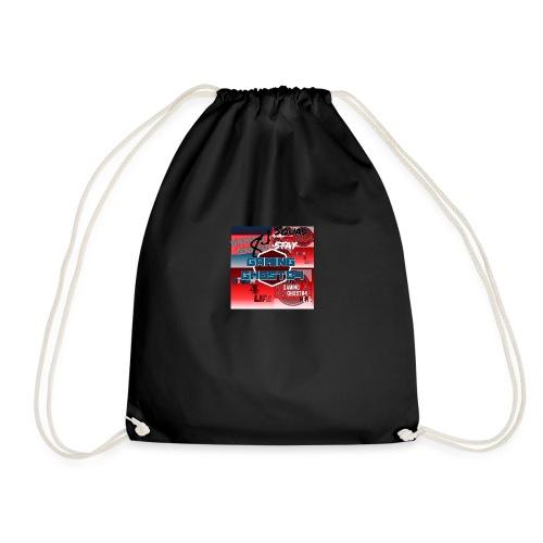 GG84 good old days logo - Drawstring Bag