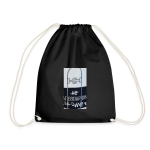 My new merchandise - Drawstring Bag