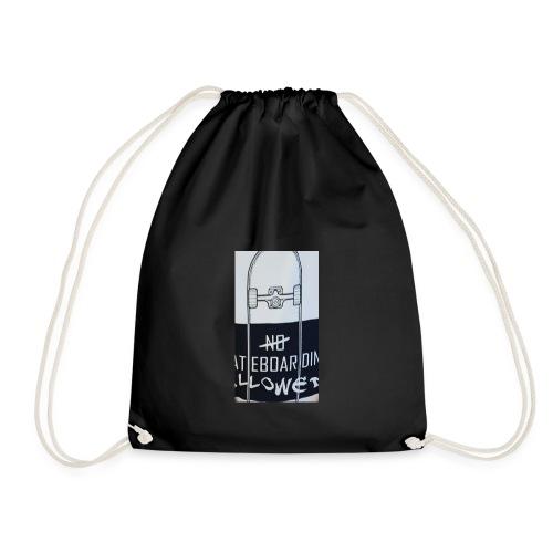 My new merchandise - Drawstring Bag