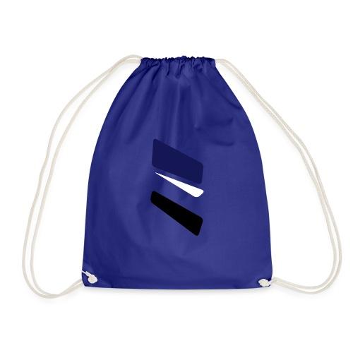 3 strikes triangle - Drawstring Bag