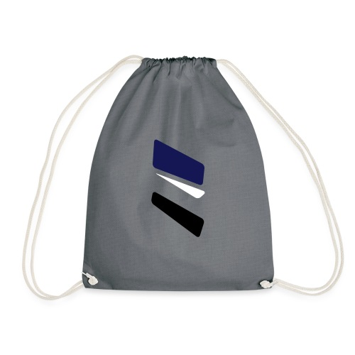 3 strikes triangle - Drawstring Bag