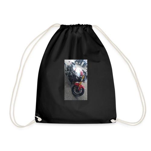 Sweat moto avec capuche - Sac de sport léger