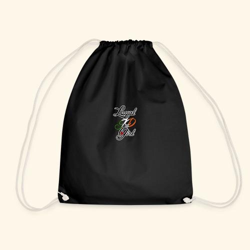 Loyal JD girl - Drawstring Bag