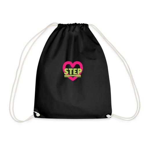 lovestep - Drawstring Bag