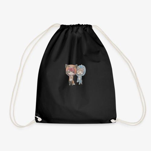 Abi and Lou - Drawstring Bag