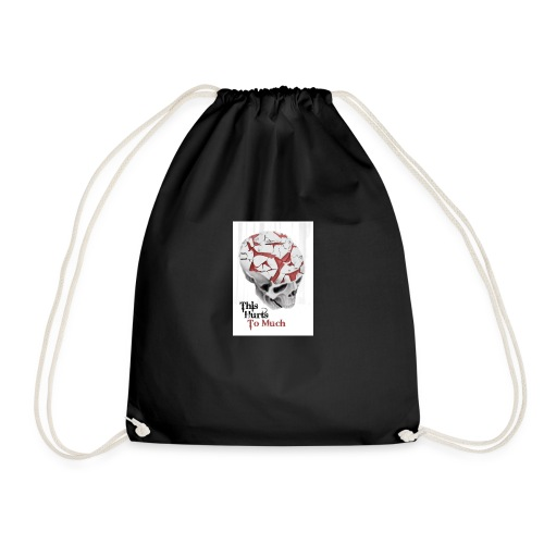 Hurt - Drawstring Bag