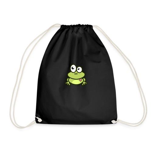 Frog Tshirt - Drawstring Bag