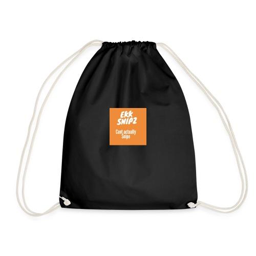 ekk - Drawstring Bag
