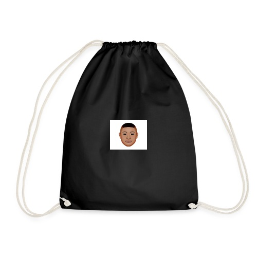 cool dude cam - Drawstring Bag