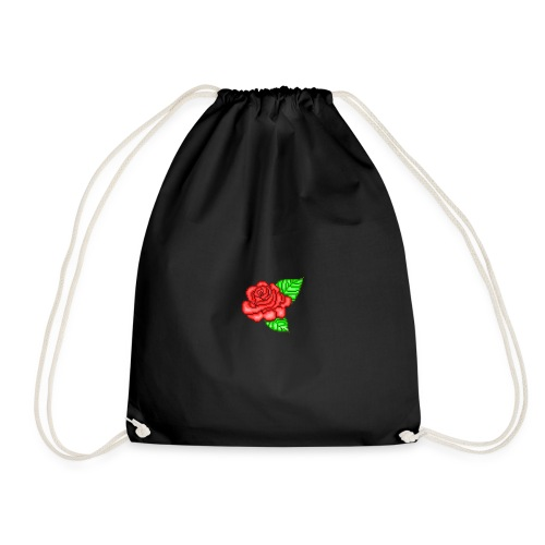 Roses are red 🌹 - Turnbeutel