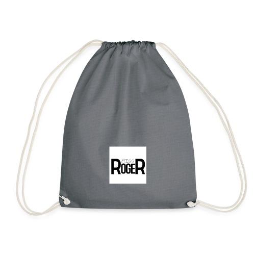 -Miss RogeR- bags/sacs - grey design - Sac de sport léger