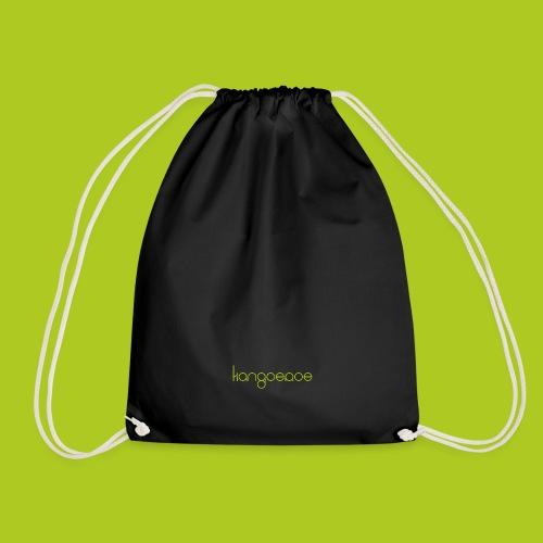 Green Kangoeroe design - Sac de sport léger