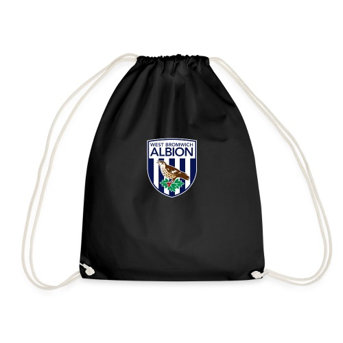 West Bromwich Albion Official Merchandise - Drawstring Bag