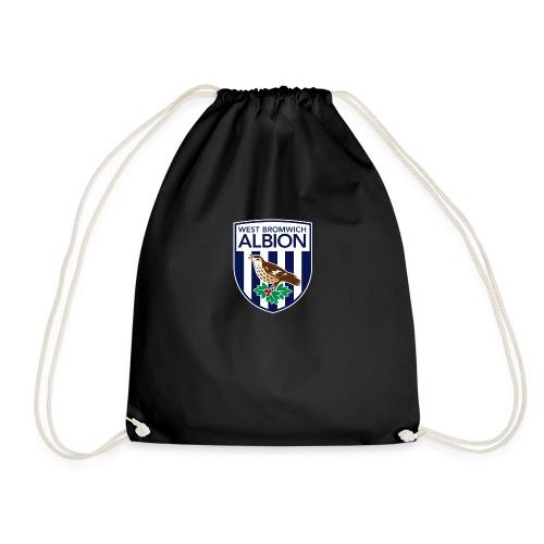 West Bromwich Albion Official Merchandise - Drawstring Bag