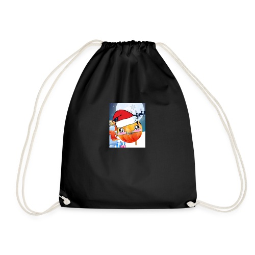 FireDotLess Xmas Merch! - Drawstring Bag