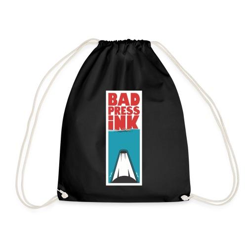 Bad Press Ink - Drawstring Bag