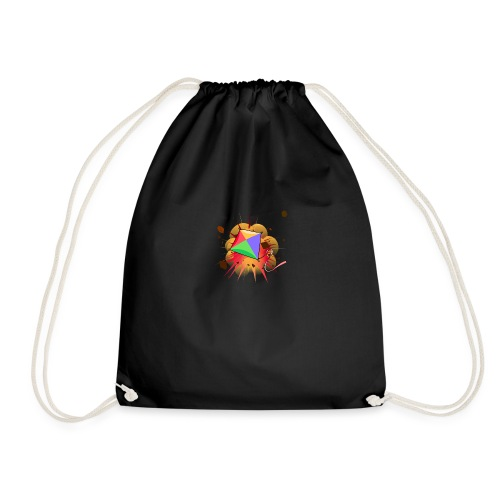 Kitetrina - Drawstring Bag