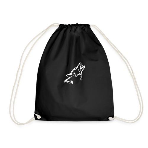 Dusk Logo Long Sleeve T-Shirt - Drawstring Bag