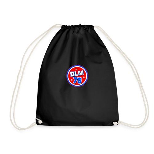 DLM 75 LOGO CLOTHES - Drawstring Bag