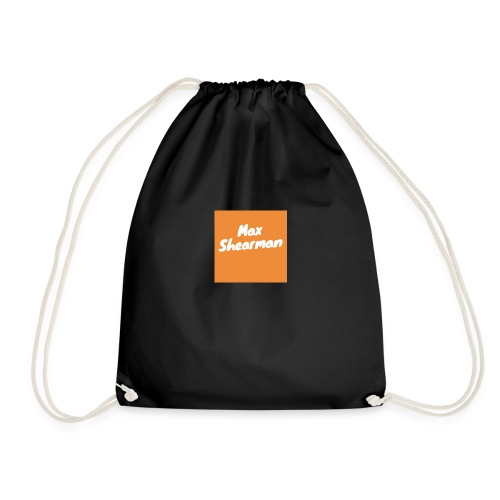 Max shearman - Drawstring Bag