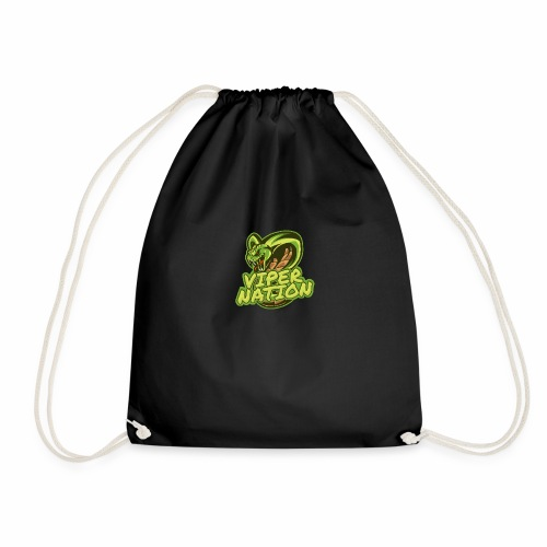t shirt new viper - Drawstring Bag