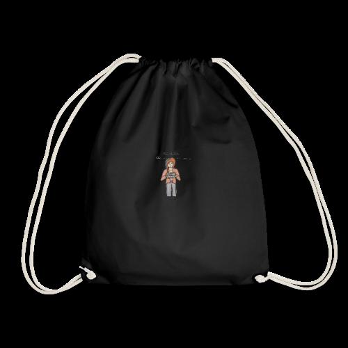 Free Alexia Design (Transparent) - Drawstring Bag