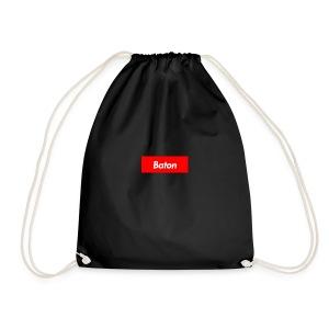 baton bogo - Drawstring Bag
