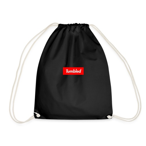 Tumbled Official - Drawstring Bag