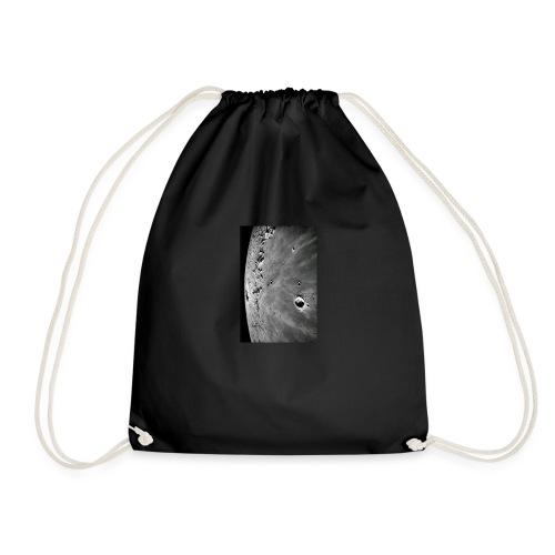 Cheek of moon - Drawstring Bag