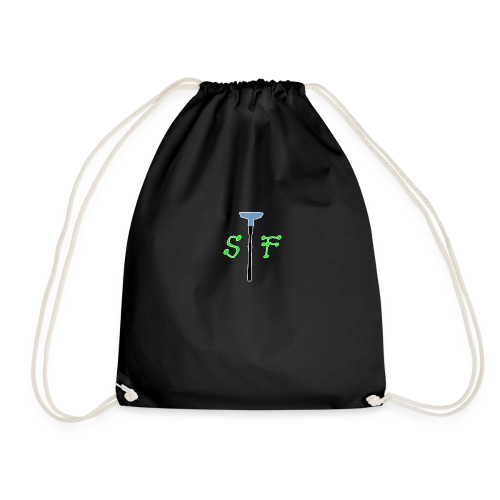 SpinnerFox logo - Gymnastikpåse