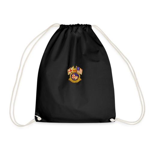 Norther Malaya and Borneo Veterans Association - Drawstring Bag