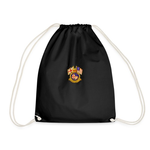 Norther Malaya and Borneo Veterans Association - Drawstring Bag