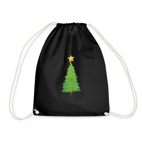 Árbol de Navidad - Mochila saco